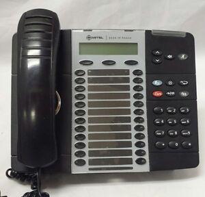Mitel Phone 5224 IP Dual Mode Business Telephone 50004894 SIP VOIP Speaker