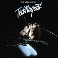 TED NUGENT - THE VERY BEST OF TED NUGENT (FEAT. MEAT LOAF)  CD 17 TRACKS NEU