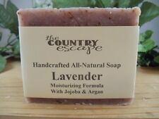 Lavender Bath Soap- Handcrafted - Organic - Vegan - Natural - Homemade