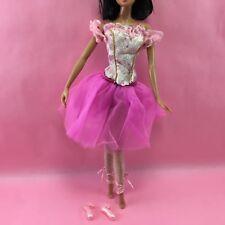 Barbie BALLET COSTUME Pink Sugarplum Fairy Nutcracker TNT Doll Clothes BC188