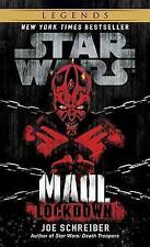 NEW Lockdown: Star Wars Legends (Maul) by Joe Schreiber