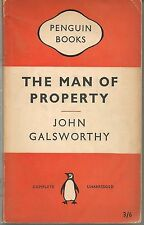 THE MAN OF PROPERTY - JOHN GALSWORTHY  english text