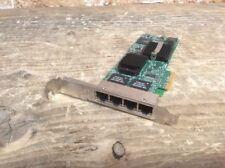 Intel Gigabit Quad Port Ethernet Server Network Adapter - Full Height E1G44ET
