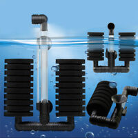 Aquarium Biochemical Sponge Filter Fish Tank Air Pump Durable Filters Tools HOT