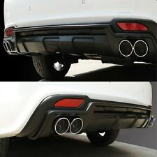 Rear Protect Diffuser Bumper Pad Guard For 2013 2014 CHEVROLET CRUZE