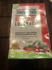 2TheraBreath Dry Mouth Lozenges Sugar Free TartBerry Flavor 100 Count EXP 09/21