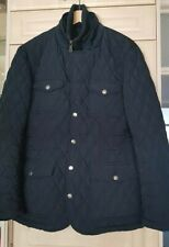 Extreme Clothing Company Quilted  Mens Jacket Navy M