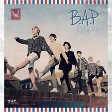 B.A.P [UNPLUGGED 2014] 4th Single Album CD+Photobook+Photocard K-POP SEALED BAP