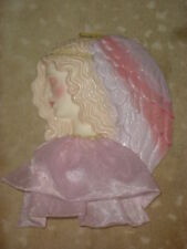 CLAY ART CERAMIC MASK....MUSICAL ANGEL...EXTREMELY RARE!!!