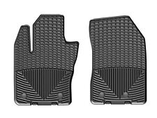 WeatherTech All-Weather Floor Mats for Jeep Renegade 2015-2019 1st Row Black