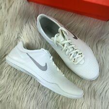 NIB Nike Women's 8.5 White Studio Trainer Shoes