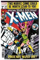 X-Men #137 Facsimile Edition (Marvel, 2019) NM
