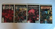 DEADPOOL#57-60 Complete Lot (1st Series) AGENT OF WEAPON X Marvel 2001 VF/M
