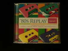 80s Replay LOTS OF HITS (Cd, 2008) BRAND NEW! SEALED!!!