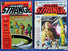 Strange Adventures #229 230 - Adam Strange! Atomic Knights! High Grade!