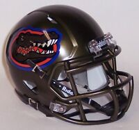 FLORIDA GATORS SWAMP GREEN RIDDELL SPEED MINI HELMET 8054776