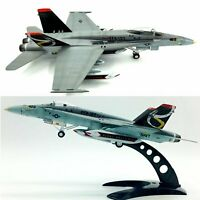 Super Hornet Strike Fighter Airplane Plastic Modle For 37115 1/72 US Navy F/A-18
