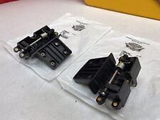 🔥Genuine 15-21 Harley Road Glide Inner Fairing Media Glove Box Hinges OEM
