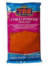 Chilli Powder - Extra Hot - 400g Bag - TRS Brand