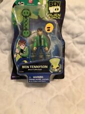 RARE NEW SEALED Ben 10 Alien Force BEN TENNYSON ACTION FIGURE TOY