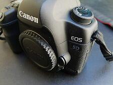 Canon EOS 5D Mark-II 21.1 MP Digital SLR Camera - Black (Body Only) (2764B003)