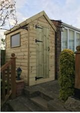GARDEN SHEDS - MADE TO MEASURE - TANALISED TREATED / TOOL STORE / MAN CAVE