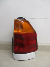 02 to 09 Gmc Envoy Right Rh Rear Tail Light Stop Brake Lamp with White Trim Oem