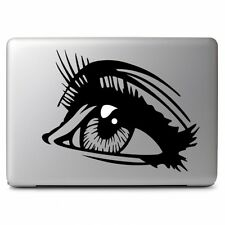 Pretty Eye for Apple Macbook Air / Pro Laptop Vinyl Decal Sticker Skin