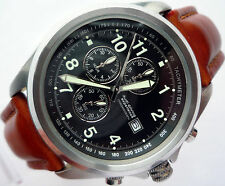 Audi Classic Heritage Driving Experience Business Sport Design Chronograph Watch
