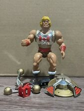 Flying Fists He-Man Complete He-Man Masters of the Universe MOTU 1986 Mattel