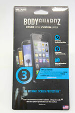 BodyGuardz Universal Screen Protector, Customize to Fit iPhone 5,5S,5C,4,4S
