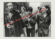 JIMI HENDRIX PHOTO TORONTO STREET WITH FANS MAY 69 REPRO SNAP HIGH QUAL