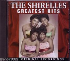 SHIRELLES Greatest Hits CD Classic 50s 60s Rock Anthology SOLDIER BOY MAMA SAID