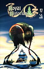 Royal Historian of Oz #4 (of 5) Comic Book - SLG
