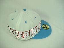 New Era Incredible HULK 7 3/4 White Light Blue Hat 59 50 Fifty 61.5 cm 5950 $33
