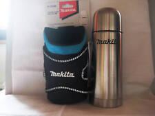 Makita Thermosflasche mit Halter Gürteltasche P-72148