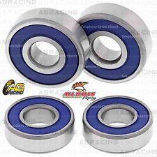All Balls Rear Wheel Bearings Bearing Kit For Suzuki RM 500 1983 83 Motocross
