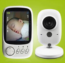 Wireless Video Baby Monitor Baby Nanny Security Camera Night Vision Temperature