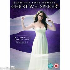 Ghost Whisperer: Complete Collection Season (Series) 1 2 3 4 & 5 Box Set | DVD