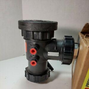 TORO 1 INCH PRESSURE VACUUM BREAKER 53300 PROTECTS HOUSEHOLD DRINKING WATER