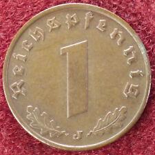 Germany 1 Pfennig 1937 J (D2208)