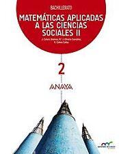 (16).MATEMATICAS II.(2º.BACH).(SOCIALES).(APRENDER CRECER)
