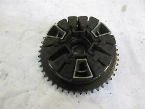Kawasaki GPX 750 R ZX750F Sprocket Carrier with Shock Damper Drive Rubber