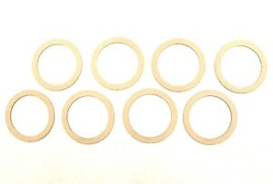 NEW OEM GM Exhaust Catalytic Converter Gasket Set of 8 88891788 Chevy Olds 87-07