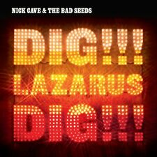 NICK CAVE & THE BAD SEEDS DIG LAZARUS DIG NEW VINYL 2LP IN STOCK