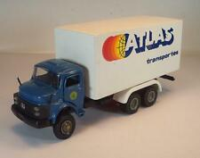 Super Mini arpra Brazil 1/50 mercedes benz 1513 maletas camiones atlas Transp. OVP #1650