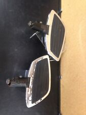 1986-1999 HARLEY-DAVIDSON SOFTAIL COBRA REAR PASSENGER FOOT  BOARDS