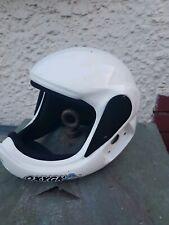 Skydiving Skydive skysystems Oxygn A3 Full Face Helmet white
