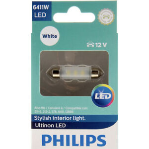 Dome Light Bulb Philips 6411WLED