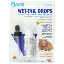 Kordon Oasis Wet-Tail Drops Liquid Wet-Tail Treatment for Hamsters - 1 Ounce